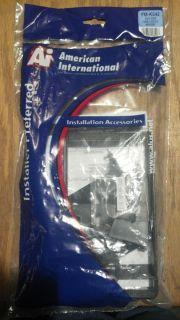 American International Car Stereo Install Kit Ford Mercury Full DIN FM