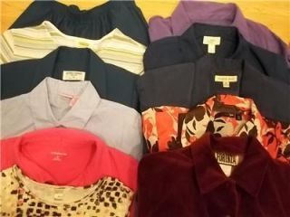 Wonderful Womens Clothing Size M Lot Alfred Dunner Talbots Loft Free