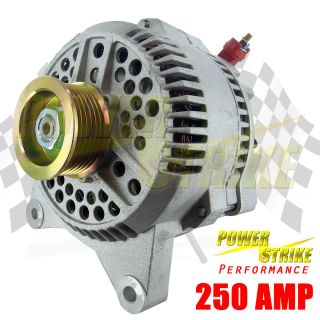 High Output Alternator Ford Lincoln Mercury 4 6L 5 4L 250 Amp