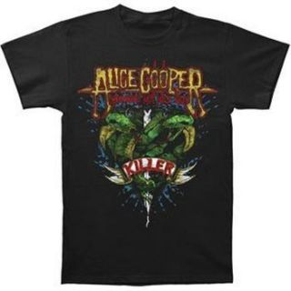 Alice Cooper No More Mr Nice Guy Shirt SM MD LG XL New