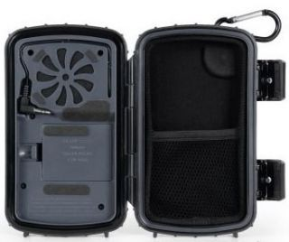 Portable Amplified Speaker and Case for iPod  Player