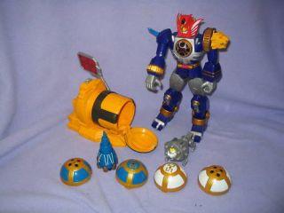 Power Rangers Megazord Ninja Storm Lightning Megazord