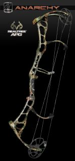 Bear Archery Right Hand Anarchy Compound Bow 29 70lbs
