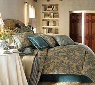 New Ralph Lauren American Living Eastbourne Queen Comforter Set $335