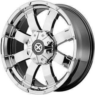 20x9 Chrome Wheel American Racing ATX AX191 5x5 5x5 5