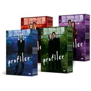 Profiler Complete Season 1 2 3 4 Ally Walker New DVD