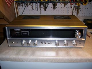 Fisher Model 143 Am FM Stereo Receiver Works Great
