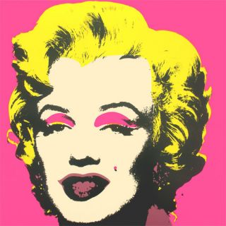 Andy Warhol Marilyn Monroe Ten Prints After