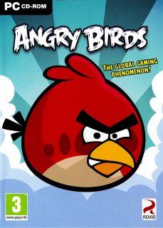 Angry Birds PC Game Action Arcade Shooters Windows XP Vista Windows 7