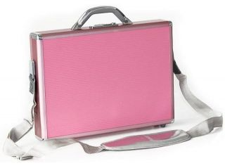 Mezzi SD Pink ABS Plastic Aluminum Hard Laptop Case Promo