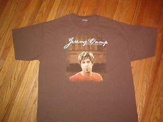 Jeremy Camp Concert Shirt Beyond Measure Christian XL