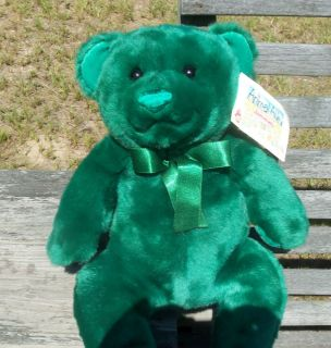 Animal Alley Emerald Green Teddy Bear 2000 w tags stuffed plush Kids