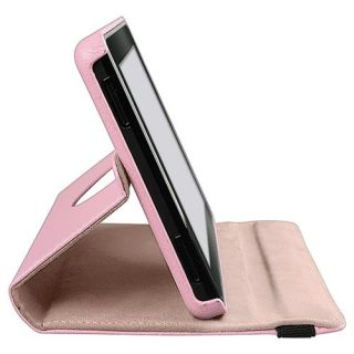 Kindle Fire 360 PU Case Cover for Kindle Fire Screen Guard