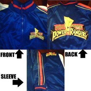 90 s power ranger track jacket s