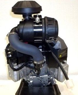 Kawasaki Vertical 19 HP V Twin OHV Engine ES 13amp 1 1/8 x 3.94 #