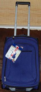 AMERICAN TOURISTER CRESCENT 21 INCH CARRY ON EXPANDABLE UPRIGHT DEEP