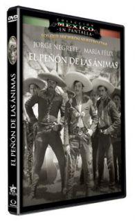 El Penon de Las Animas 1942 Maria Felix Jorge Negrete