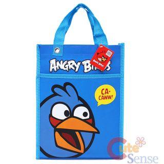 Rovio Angry Birds Multipurpose Tote Bag  Blue Bird Tarpaulin Bag