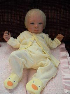 Katie Ann Reborn Baby Girl