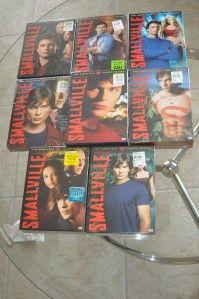 DVD Box Set Smallville The Complete Seasons 1 8 1 2 3 4 5 6 7 8 Brand