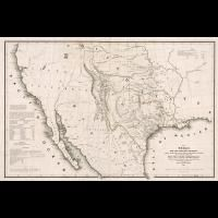 155 Antique Maps Texas State History Atlas Treasure Hunting Republic
