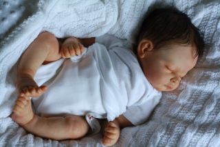 Doves Nursery ♥ Reborn Baby Newborn Doll ♥ The Cradle Series