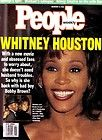 WHITNEY HOUSTON PEOPLE WEEKLY 1995 MINT, WOOPI NANCY SINATRA ON HER