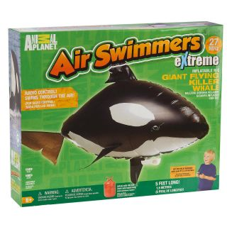 Animal Planet Air Swimmers eXtreme Radio Control Giant Flying Kille 27