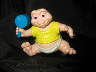 McDonalds Dino Motion Dinosaur Baby Sinclair Character Toy Figure