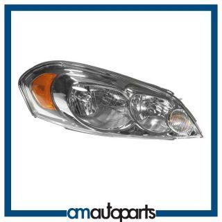 06 12 Chevy Impala Headlamp Headlight Passenger Side Right RH