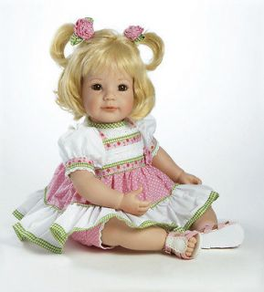 20 adora doll polka dot rose time left $ 62
