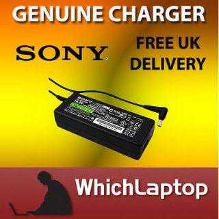sony vaio vpc cw1s1e l vpcs13i7e genuine laptop charger adapter