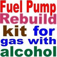 Fuel pump rebuild kit AC pumps 1929 41 for unleaded gas