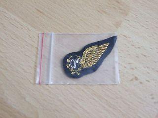 royal air force mess dress quartermaster brevet half wing time