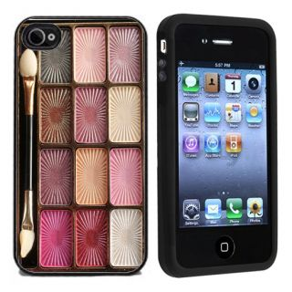 Makeup Case Apple iPhone 4 or 4S Case Cover Verizon or at T