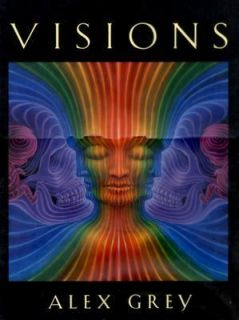Visions by Alex Grey 2003, Mixed Media, Deluxe, Limited, Collectors