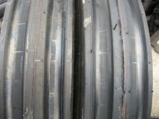 50 16 Minneapolis Mo​line Jet 6 Ply 3 Rib Farm Tractor Tires w/Tubes