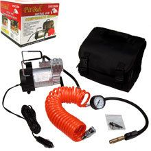 heavy duty air compressor tool emergency road side tire time