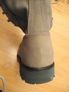 13 D New Mens Double H Packer Boots Two Tone Tan Brown