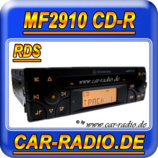 Mercedes Audio 10 CD R MF2910 Car Radio Alpine Becker Original CD
