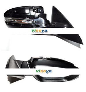 Kia Optima K5 Oem Side View Mirror Electric Folding Passenger/Right
