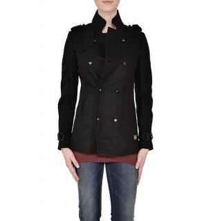 340 Authentic RARE G Star Raw Womens Designer Peacoat Jacket Gstar