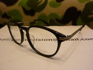 Paul Smith SPECTACLES PS 426 P OX 50 18 140 eyeglass frame BLACK Rx