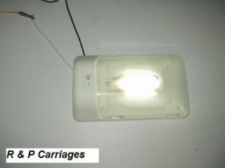 Interior Dome Light LED  Trailer Camper Cargo Teardrop