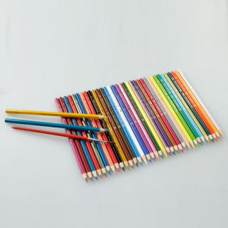 Colors Water Soluble Drawing Pencils Drawing Art Supplies New