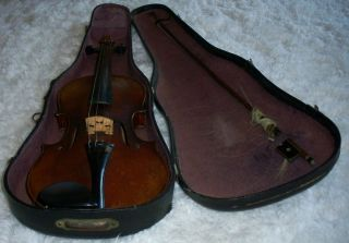 Antonio Stradivarius Violin Made in Germany