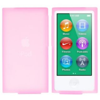 Colors Smooth Soft Silicone Case Cover for Apple iPod Nano 7 7th 4