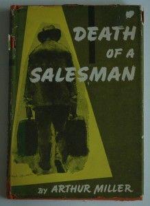 death of a salesman critical essay
