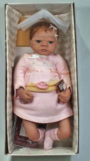 Ashton Drake Baby Emily So Truly Real Doll Linda Webb EXC