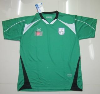 NWTG Bangladesh National Football Team Soccer Jersey Kits Home 2010